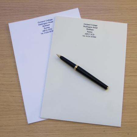 Picture of A5 Notepaper x 200 sheets