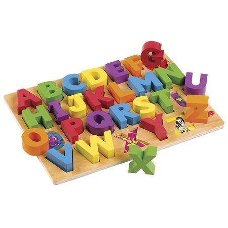 Picture of ABC Chunky-Puzzle