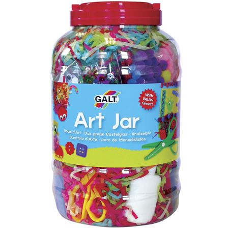 Picture of Art Jar
