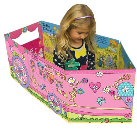 Picture of Convertible - Princess Carriage