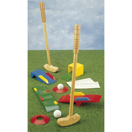 Picture of Crazy Golf Set