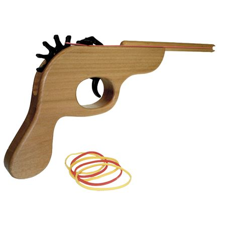 Picture of Rubber Band Gun
