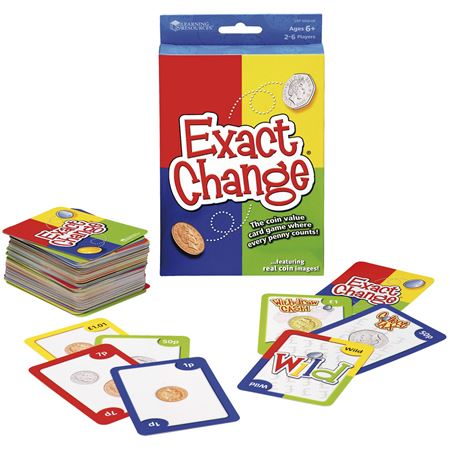 Picture of Exact Change Game
