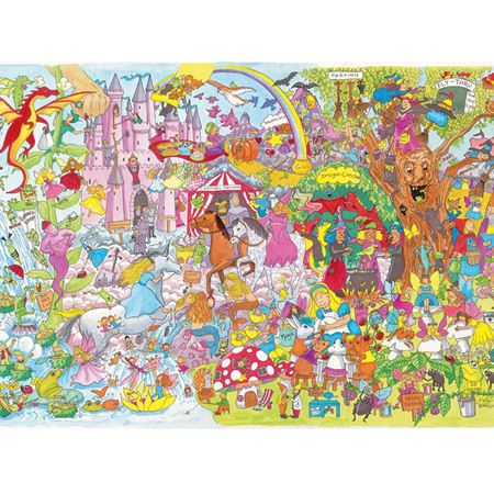 Picture of Fairyland Puzzle - 24 pieces