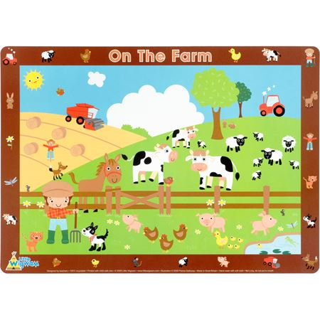 Picture of Farm Placemat