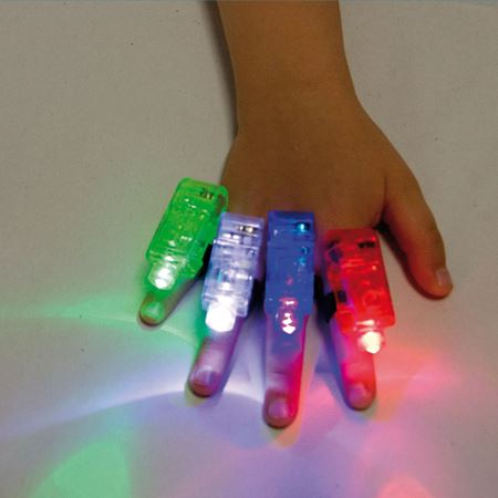Picture of LED Fingers