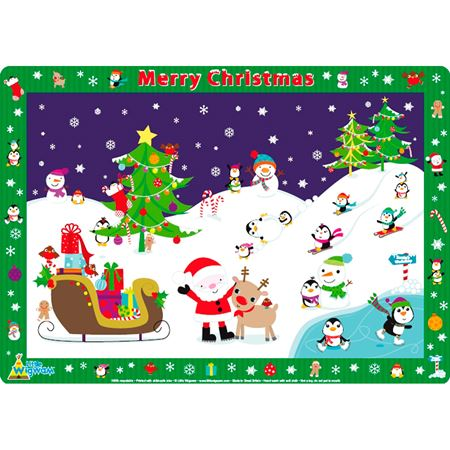 Picture of Christmas Placemat
