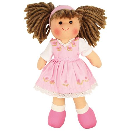 Picture of Rag Doll - Rose