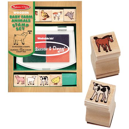 Picture of Stampers - Baby Farm Animals