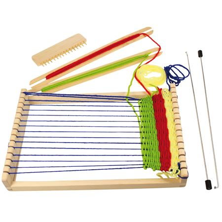 Picture of Wooden Weaving Loom