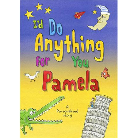 Picture of I'd Do Anything for You - Personalised Book