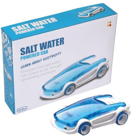 Picture of Salt Powered Car