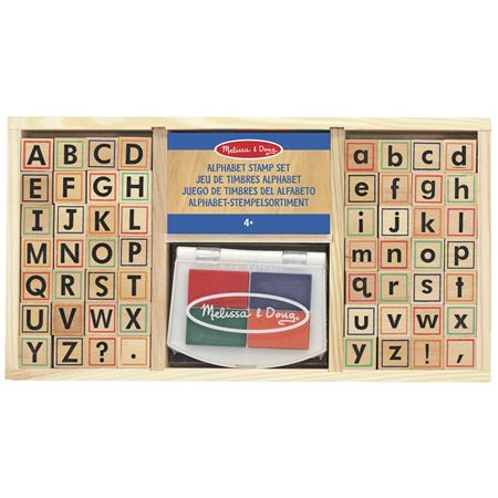 Picture of Alphabet Stampers