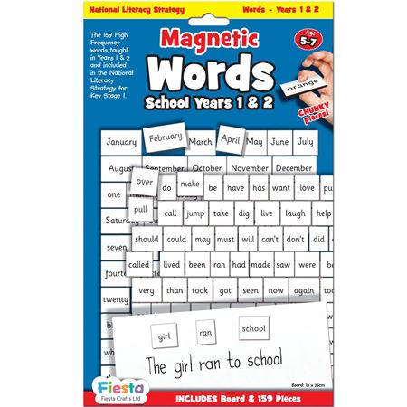 Picture of Magnetic Words & Board Years 1&2