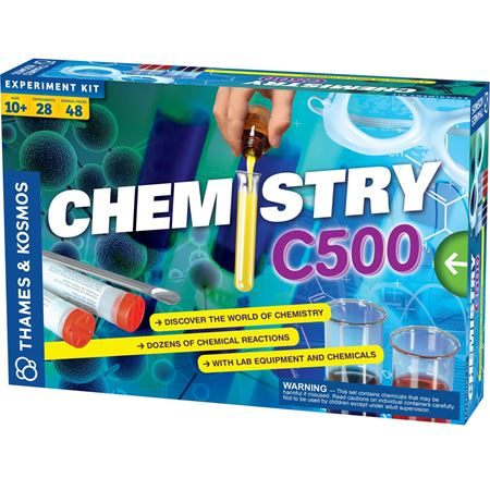 Picture of Chemistry C500