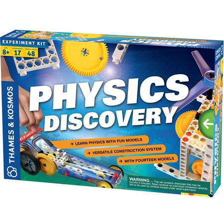 Picture of Physics Discovery