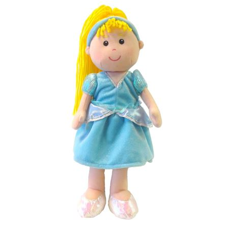 Picture of Cinderella Rag Doll
