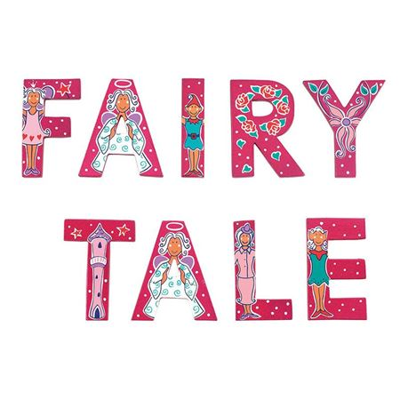 Picture of Fairytale Letters