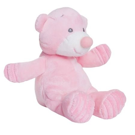 Picture of Soft Baby Bear - Pink
