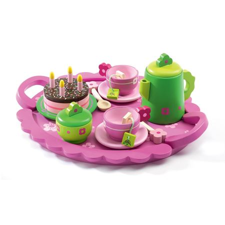 Picture of Birthday Party Tea Set