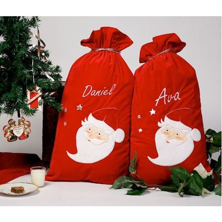 Picture of Named Christmas Sack
