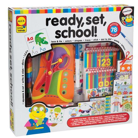 Picture of Ready, Set, School Activity Kit