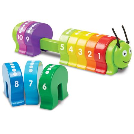 Picture of Counting Caterpillar