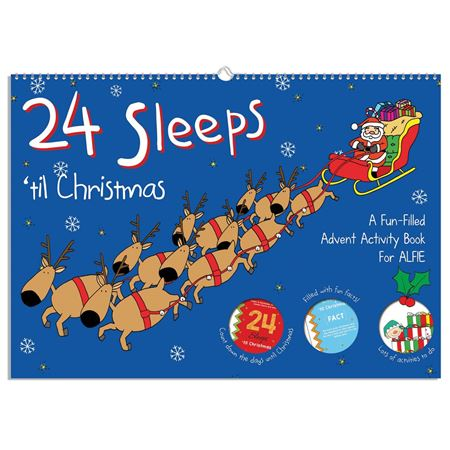 Picture of 24 Sleeps to Christmas