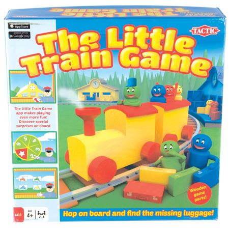 Picture of Little Train Game