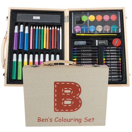 Picture of Personalised Art Set