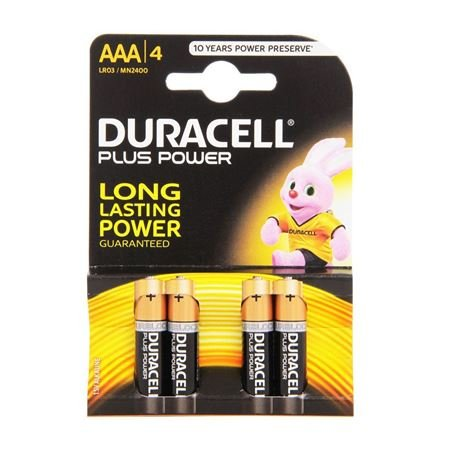 Picture of Batteries - AAA Pack of 4