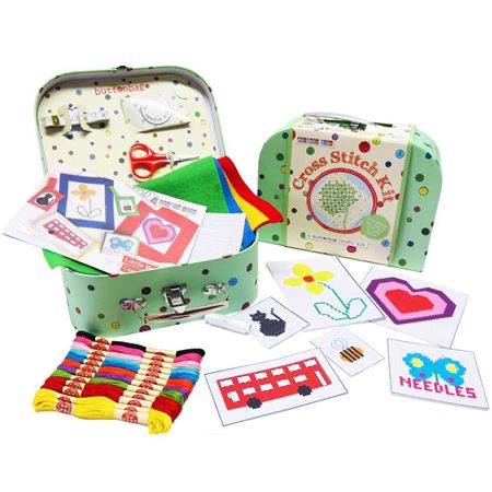 Picture of Cross Stitch Suitcase