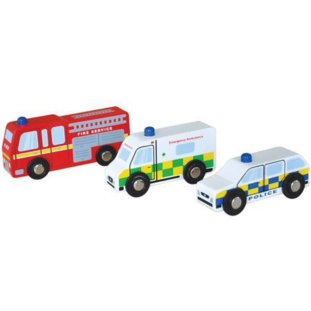 Picture of Emergency Vehicles