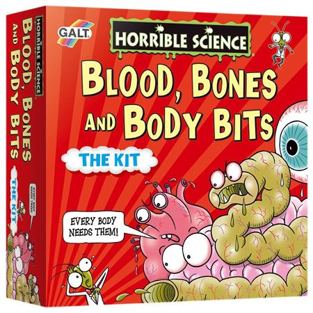 Picture of Blood, Bones & Body Bits