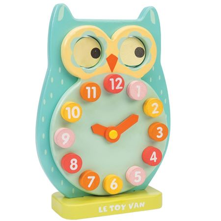 Picture of Blink Owl Clock