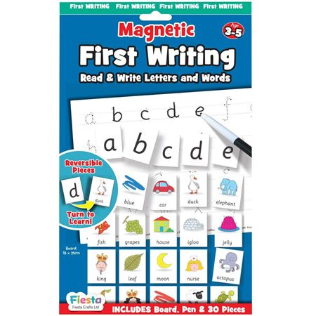 Picture of Magnetic First Writing
