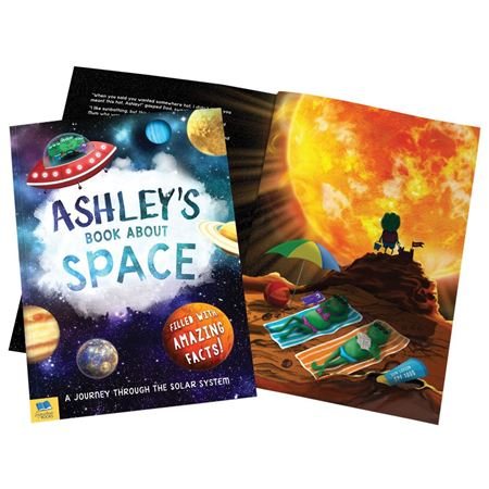 Picture of My Book About Space