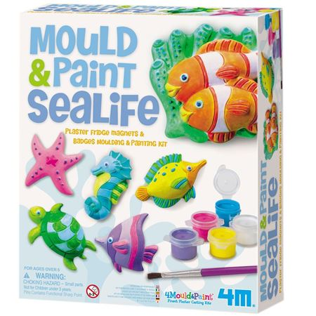 Picture of Mould and Paint Sealife