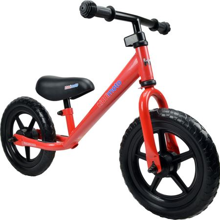 Picture of Red Super Junior Balance Bike
