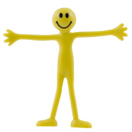 Picture of Bendy Smiley Man