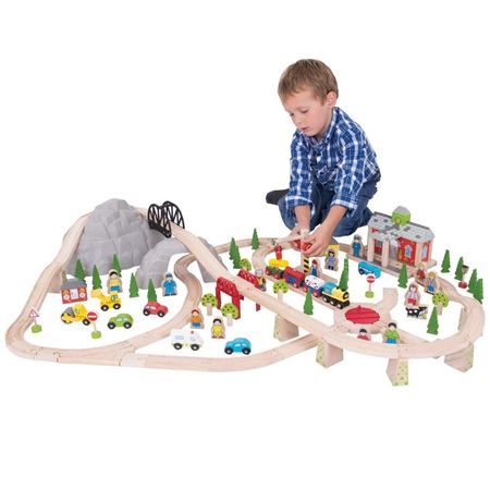 Picture of Mountain Train Set