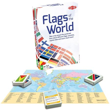 Picture of Flags of the World Game