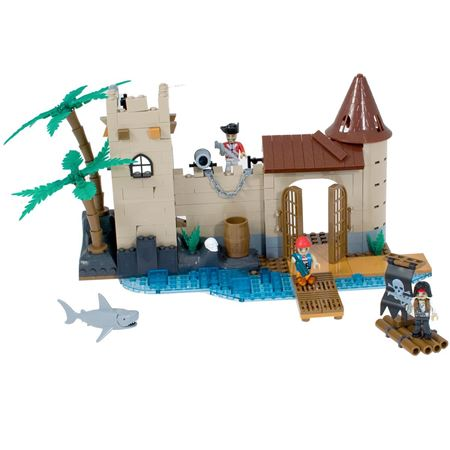 Picture of Pirate Fortress Building Set