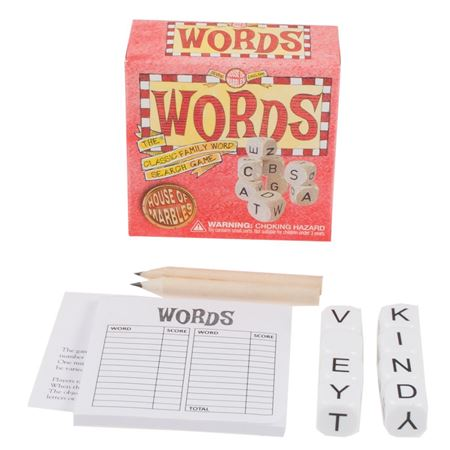 Picture of Mini Words Game