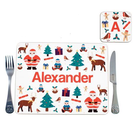 Picture of Placemat - Christmas