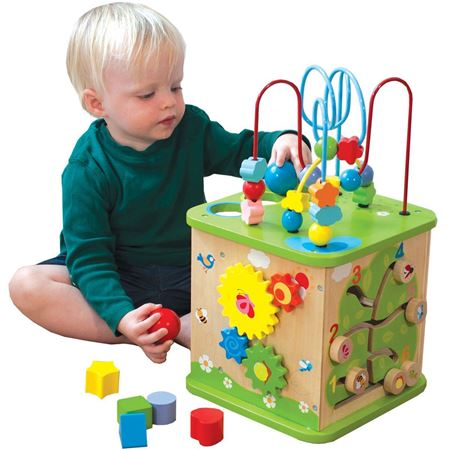 Picture of Activity Play Cube