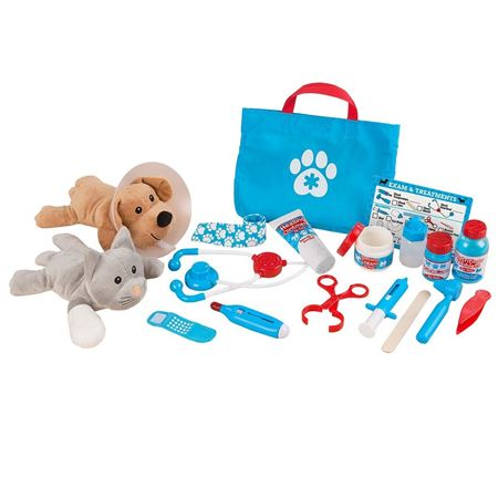 Picture of Pet Vet Play Set