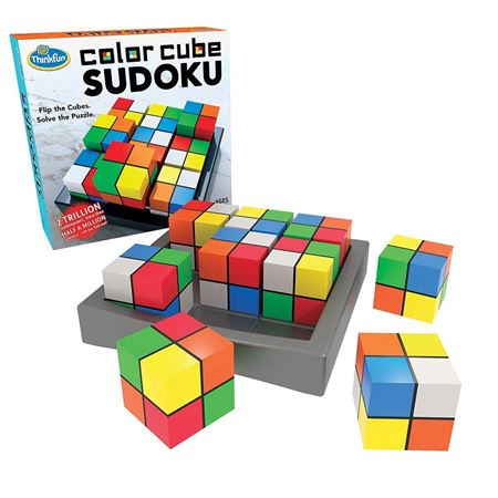 Picture of Color Cube Sudoku