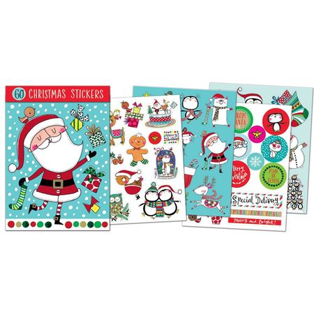 Picture of Christmas Sticker Set