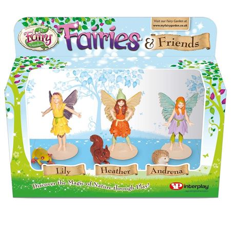 Picture of Fairies and Friends